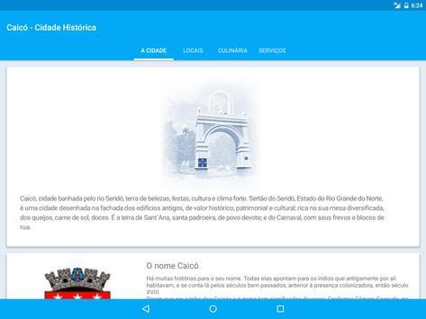 Caicó apk screenshot