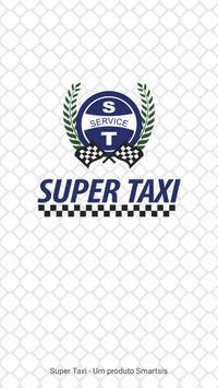 Super Taxi poster