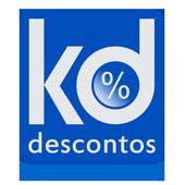 KD Descontos icon