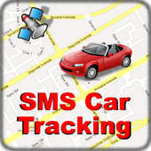 SMS Car Tracking Free icon