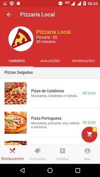 Meu Menu - Delivery de Comida apk screenshot
