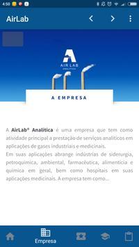 AirLab® Analítica apk screenshot