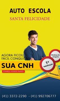CFC Santa Felicidade poster