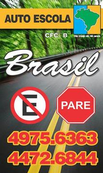 Autoescola Brasil poster