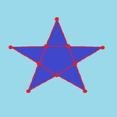 Star puzzle Free icon