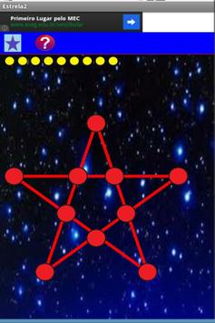 Star puzzle Free poster