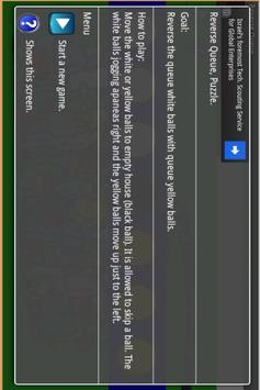 Reverse Queue screenshot 1