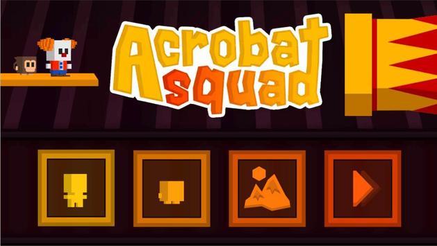 Acrobat Squad poster