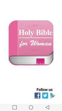 Holy Bible for Woman apk screenshot