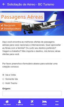 BC TURISMO VIAGEM e INTERCÂMBIO screenshot 1