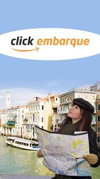 Clickembarque poster