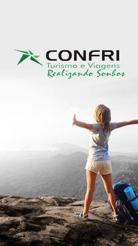 Confri Turismo e Viagens poster