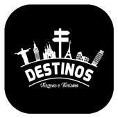 Destinos Viagens e Turismo icon
