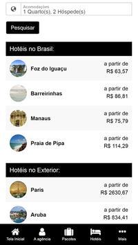 Destinos Viagens e Turismo apk screenshot