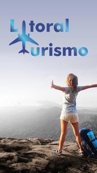 Litoral Turismo poster