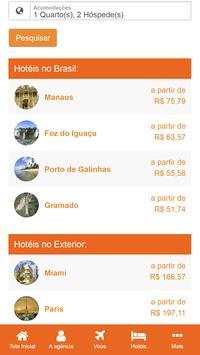 Roteiros Agência de Viagens screenshot 1