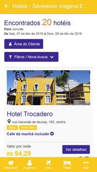 Silvestroni Viagens e Turismo apk screenshot