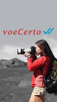 voeCerto Viagens e Turismo poster