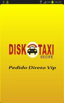 Disk Taxi Recife poster