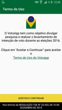 VotoApp apk screenshot
