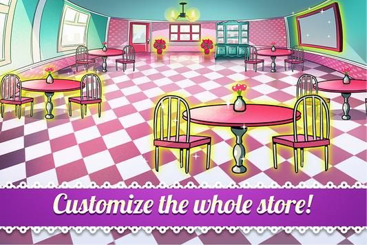 My Cake Shop - Baking and Candy Store Game syot layar 1