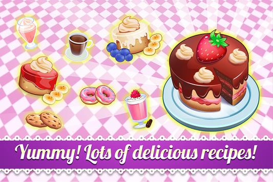 My Cake Shop - Baking and Candy Store Game syot layar 2