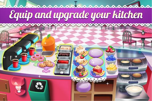 My Cake Shop - Baking and Candy Store Game syot layar 3
