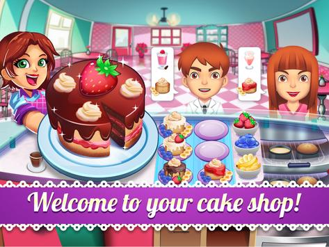 My Cake Shop - Baking and Candy Store Game syot layar 5