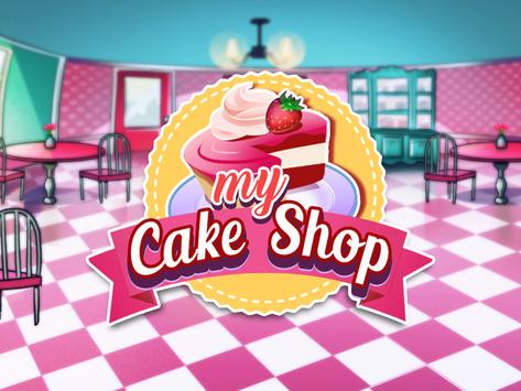 My Cake Shop - Baking and Candy Store Game syot layar 9