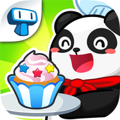My Cupcake Maker - Bake & Decorate Sweet Cakes icon