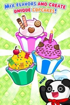 My Cupcake Maker - Bake & Decorate Sweet Cakes poster