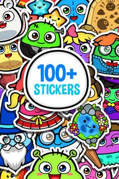 My Boo Album - Virtual Pet Sticker Book apk screenshot