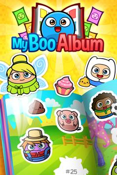 My Boo Album - Virtual Pet Sticker Book poster