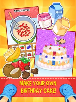 My Birthday Party -  Cakes, Gifts and Friends! apk screenshot