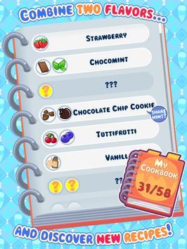 My Ice Cream Maker - Frozen Dessert Making Game apk screenshot