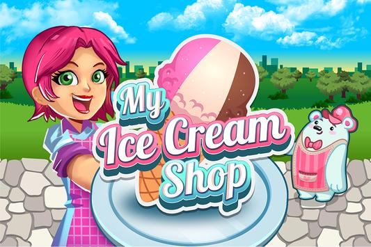 My Ice Cream Shop - Time Management Game syot layar 4