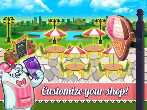 My Ice Cream Shop - Time Management Game syot layar 11