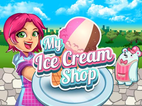 My Ice Cream Shop - Time Management Game syot layar 14