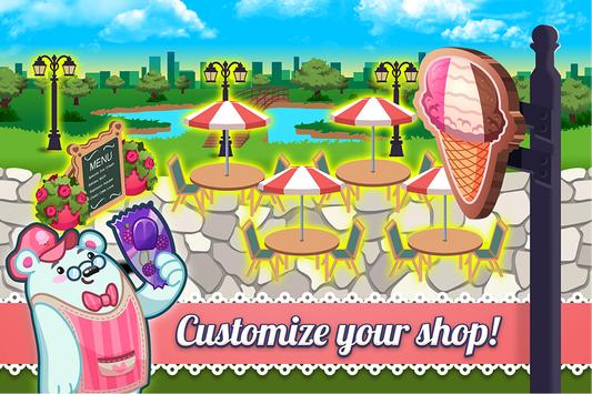 My Ice Cream Shop - Time Management Game syot layar 1