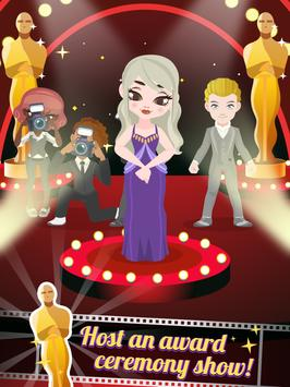 My Movie Star Studio - Hollywood Dreams and Glam apk screenshot