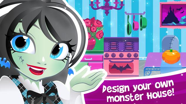 My Monster House - Make Beautiful Dollhouses poster