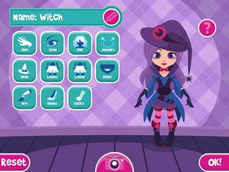 My Monster House - Make Beautiful Dollhouses apk screenshot