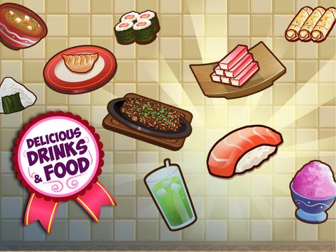 My Sushi Shop - Japanese Food Restaurant Game screenshot 7