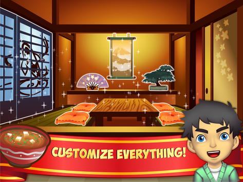 My Sushi Shop - Japanese Food Restaurant Game screenshot 11