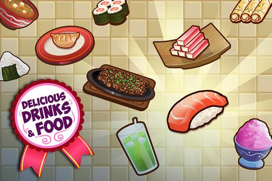 My Sushi Shop - Japanese Food Restaurant Game screenshot 2