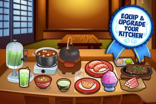My Sushi Shop - Japanese Food Restaurant Game screenshot 3