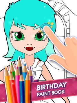 My Princess' Birthday - Create Your Own Party! apk screenshot