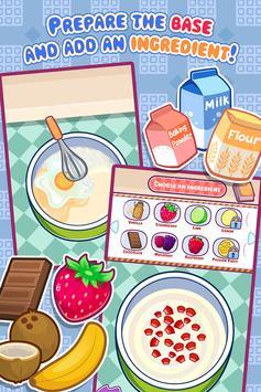 My Waffle Maker - Breakfast Food Cooking Game apk screenshot
