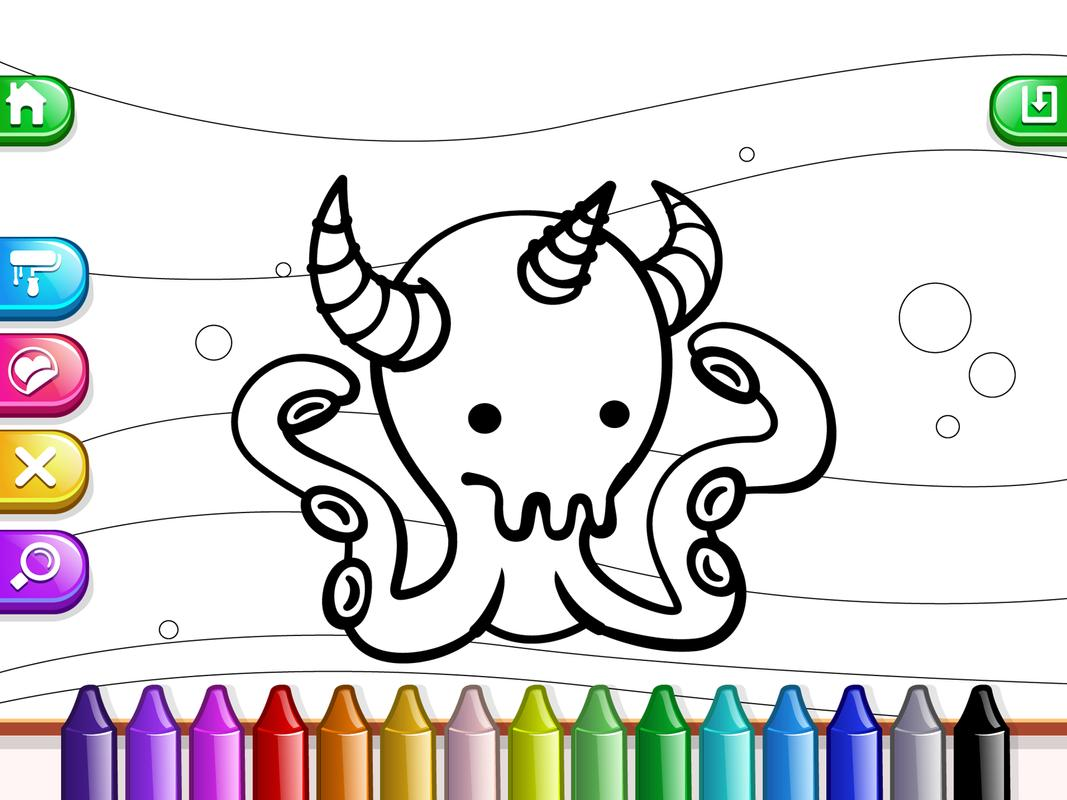 My Tapps Coloring Book APK Download