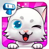 My Virtual Cat - Cute Virtual Pet Kittens icon
